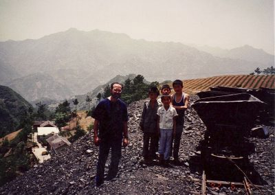 Bob in China 1992