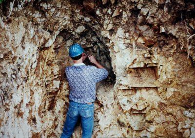 Joe Dan Mining Turquoise