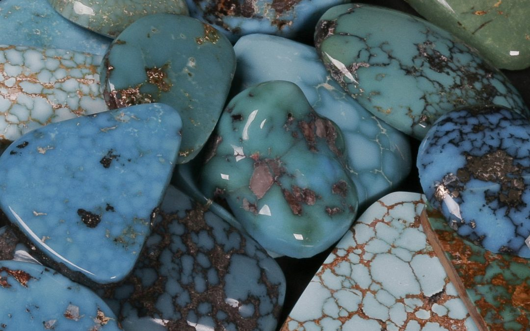Top 25 Turquoise Mines